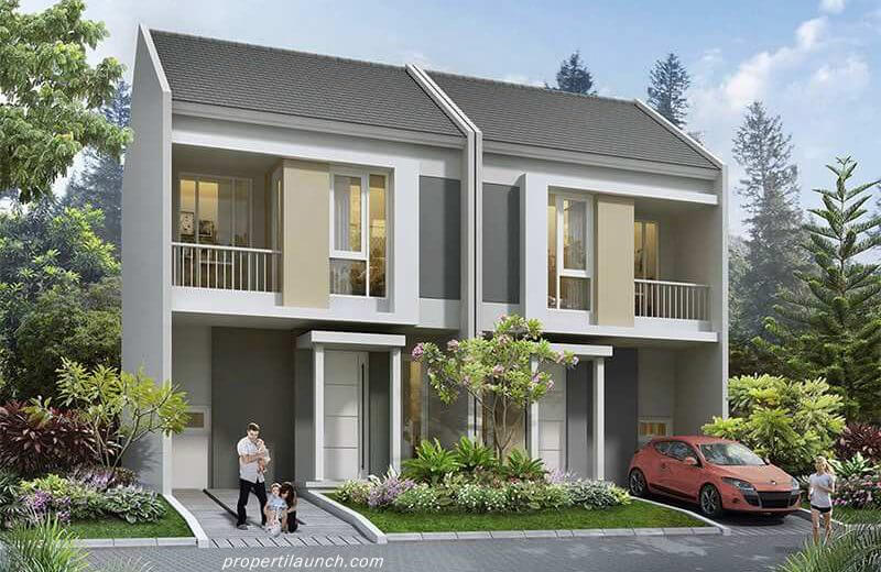 Jual Rumah Synthesis Homes
