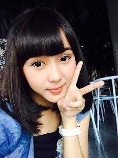 Chikita Ravenska Mamesah JKT48