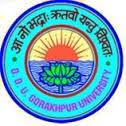 ddugu.edu.in DDU Gorakhpur university