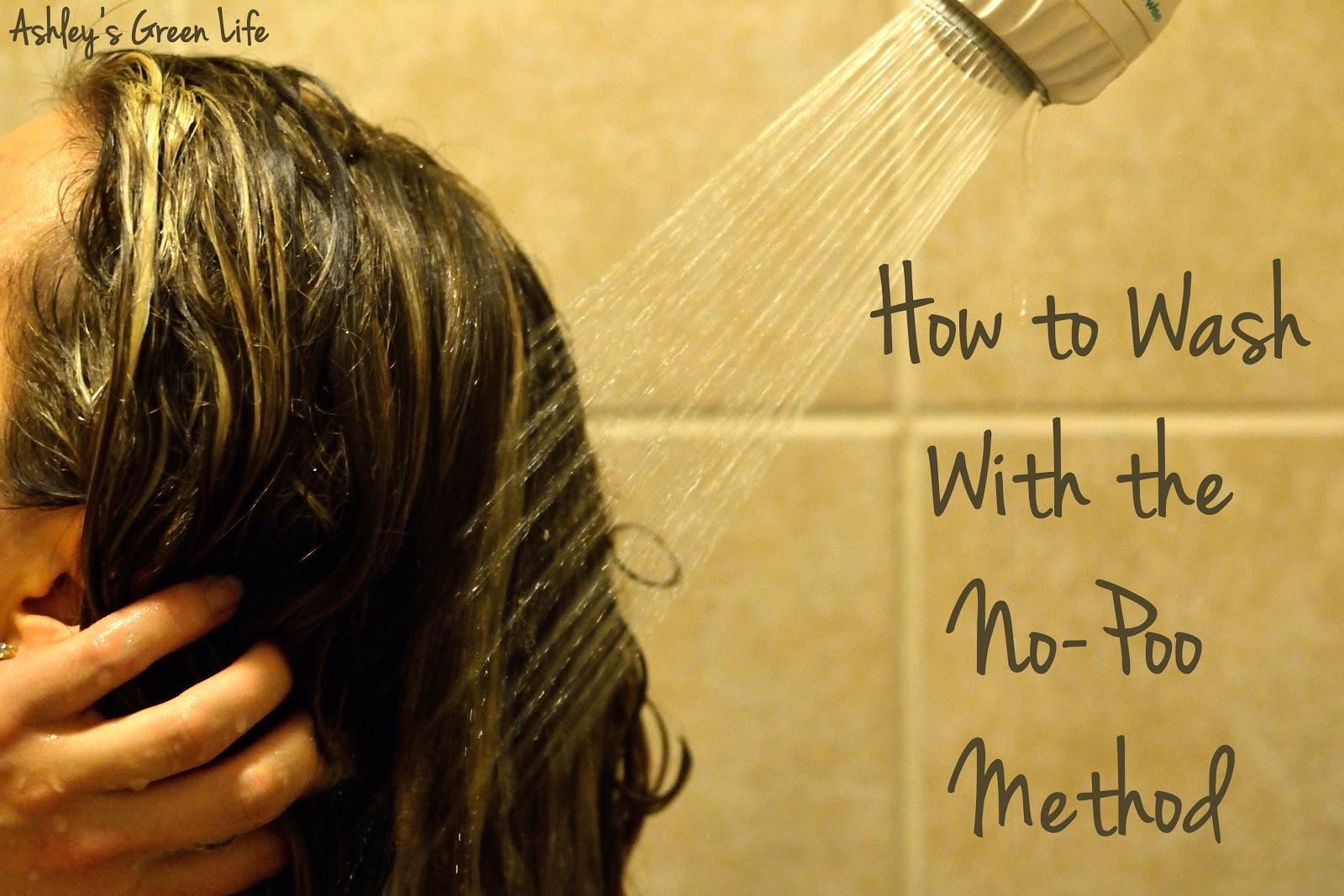 No Poo Methode