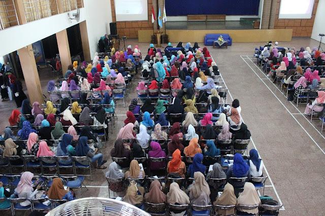 Kajian Muslimah yang dinanti