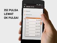 Aplikasi Pembayaran Tercepat di Indonesia (OK PULSA)