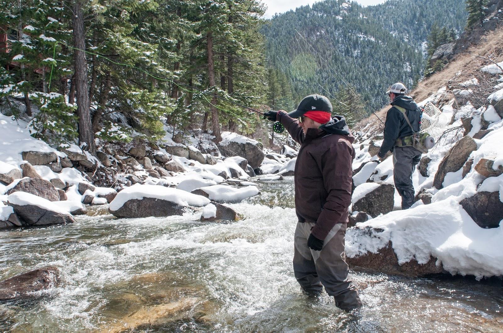 Andrew potter photo blog april 2016 for Boulder creek fishing