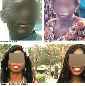 Story Of Woman & Her Two Daughters Impregnated By One Man