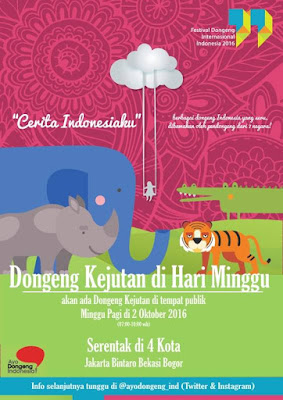 dongeng kejutan di hari minggu ayo dongeng indonesia