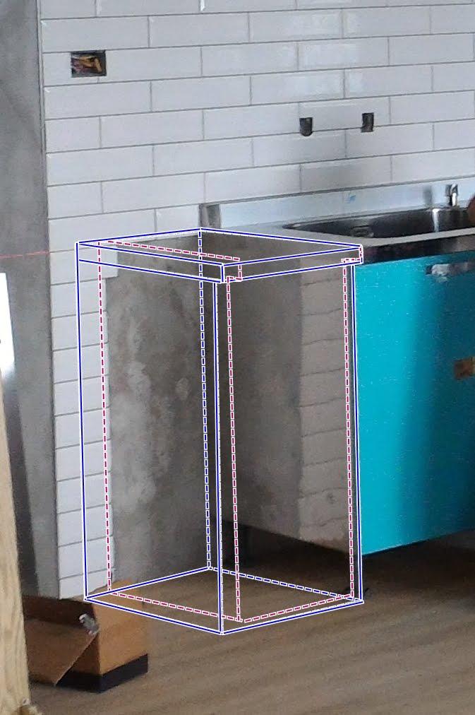 自製木作櫥櫃篇