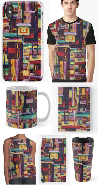 Windows to Red Planet - Melasdesign on RedBubble