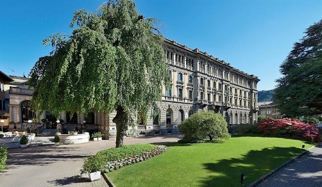 Palace Hotel em Como