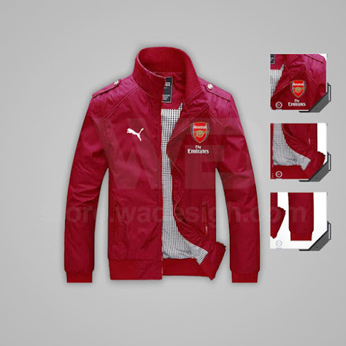 Jacket Playmaker Arsenal