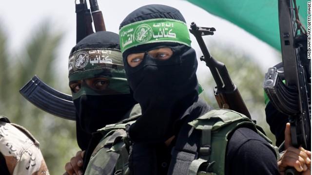 Hamas Tembak Tentara Israel