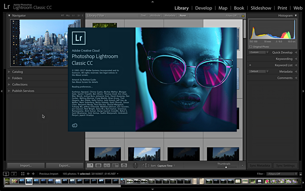 adobe photoshop lightroom classic 2019