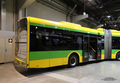 Solaris Urbino 18 LE CNG, PKM Tychy