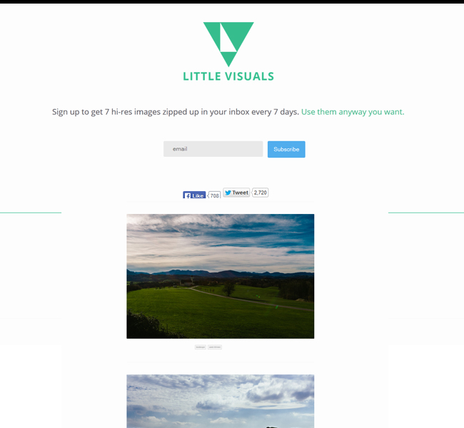 littlevisuals-free-stock-sites Great List of Awesome Free Stock Photos Websites for Web Designers Tutorial