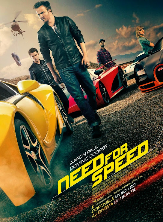 Need for Speed Filmi Posteri