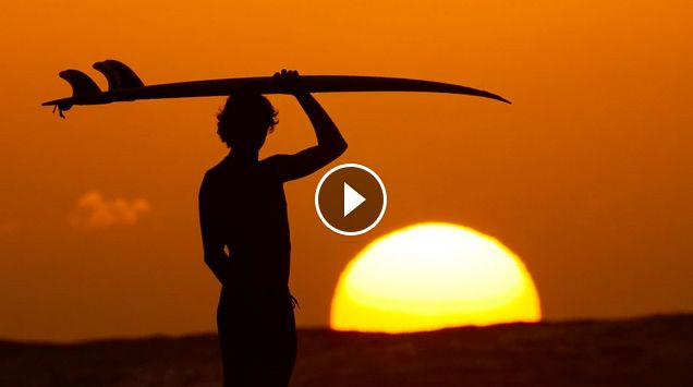 The Magic of Surfing Captured by Eric Sterman Reel Life