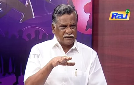 Vaimayin Vatham – Interview Ra. Mutharasan (CPI) about Governor of TN