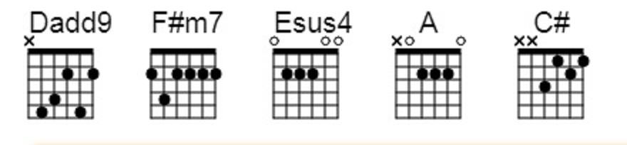 Florida Georgia Line - Anything Goes | With Chord Guitar - LIRIX MUSIK