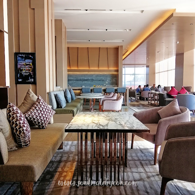 The Lounge, Kota Kinabalu Marriott Hotel