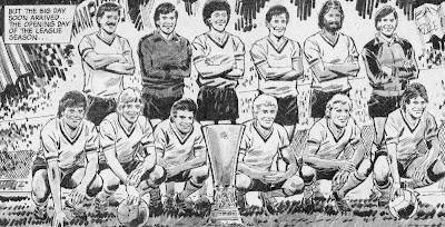 Kingsbay UEFA Cup Winners 1981