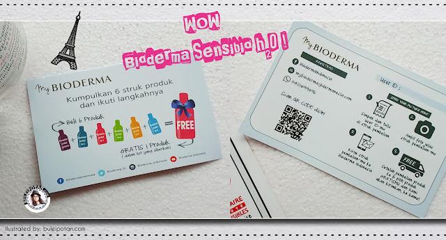 Promo dari Bioderma Sensibio