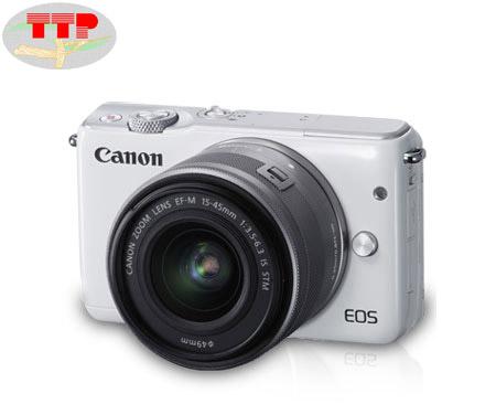 Máy chụp hình Canon EOS M10 Kit Lens 15-45 IS STM