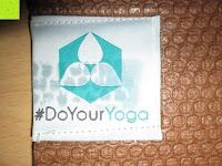 Logo verdreckt: Jute-Yogamatte »Sampati Jute« / High Quality Matte aus hochwertigen Jutefasern und ECO-PVC. Atmungsaktiv, schadstofffrei und sehr robust. Ideal für häufige Yogaübungen. Maße: 183 x 61 x 0,5cm, in verschiedenen Farben erhältlich