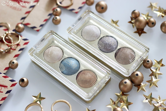 тени Catrice Pulse Of Purism Pure Metal Palette C01 Metal, Myself and I и C02 By All Means MetalEYES