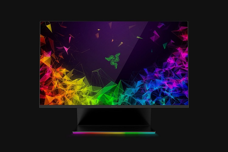 CES 2019: Razer Reveals Raptor Gaming Monitor