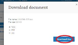 Cara Download di Scribd dengan Cepat