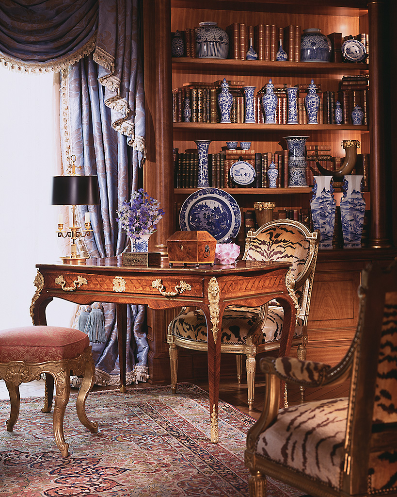 William R Eubanks Timeless Interiors Delightful