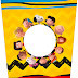 Charlie Brown y Snoopy: Etiquetas para Candy Bar para Imprimir Gratis.