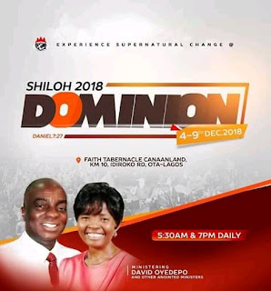 Shiloh 2018 - Stream live anywhere you are in the world