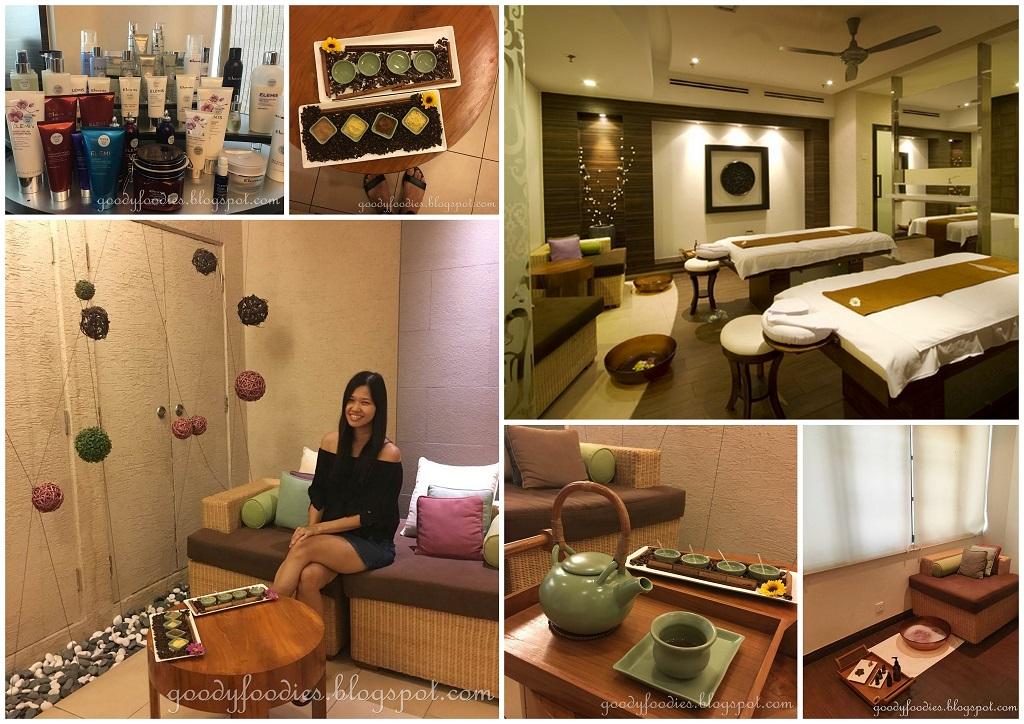 Hot asian massage