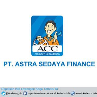 Lowongan Kerja PT Astra Sedaya finance (ACC) untuk banyak posisi