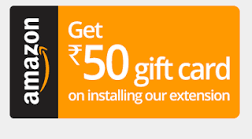 CouponRaja Amazon Loot : Get Instantly Free Rs.50 Amazon Gift Card + Unlimited Trick