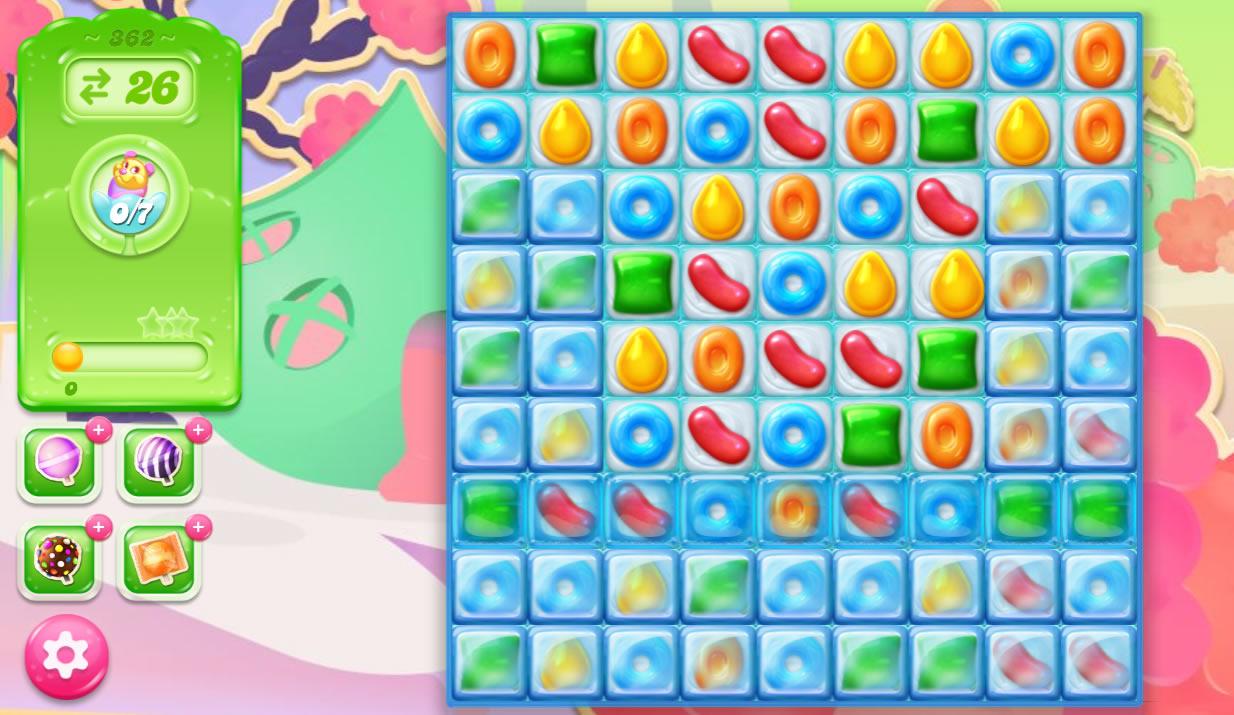 Candy Crush Jelly Saga 362