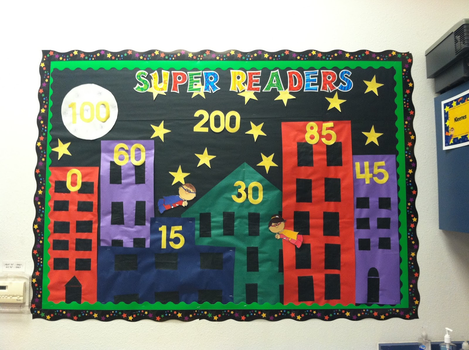 Classroom Decoration Superhero ~ Diary of a not so wimpy teacher super hero classroom