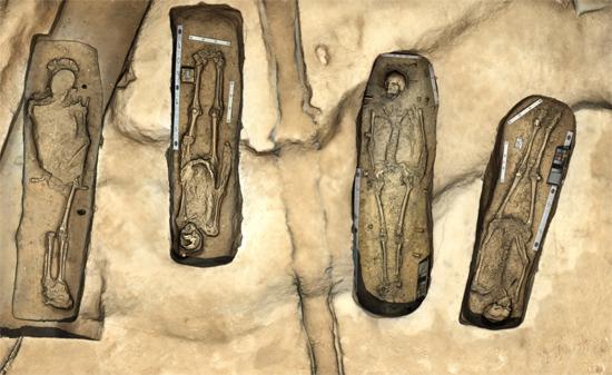 Sítio arqueológico de Jamestown nos EUA