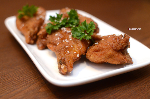 Fried Chicken Wings - RM18