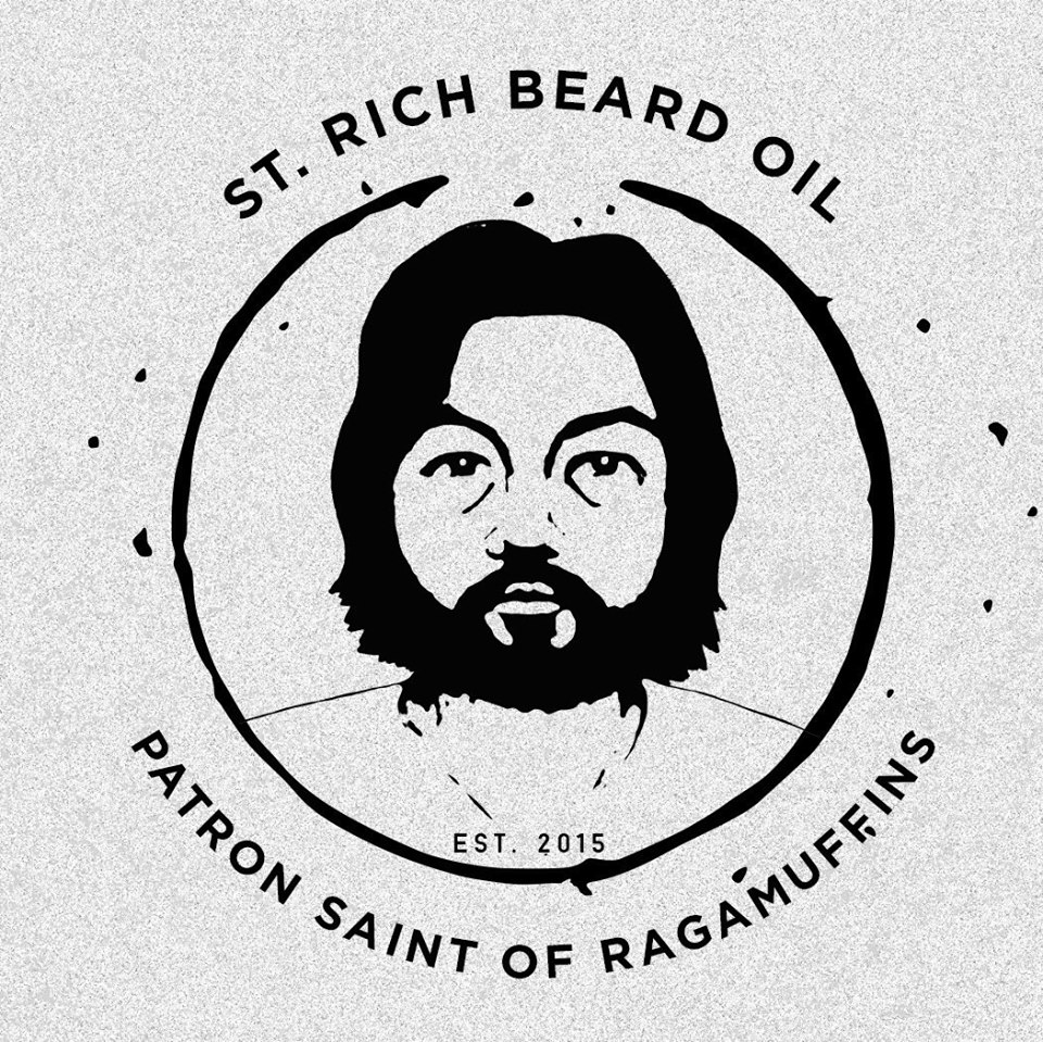 Rich Mullins: Between the Songs Podcast: St  Rich Beard Oil