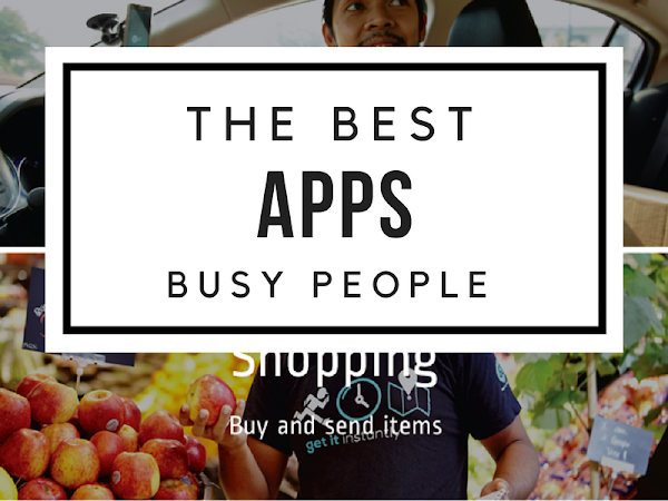 [Review] Amazing apps for busy people