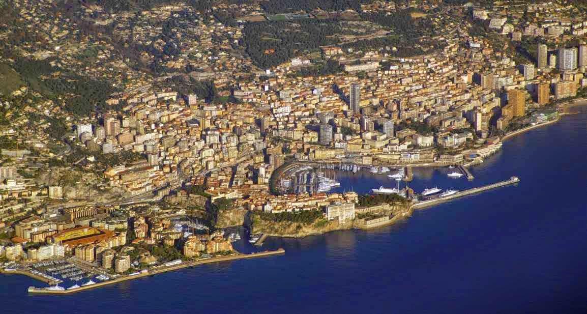 Territorio del Estado de Monaco