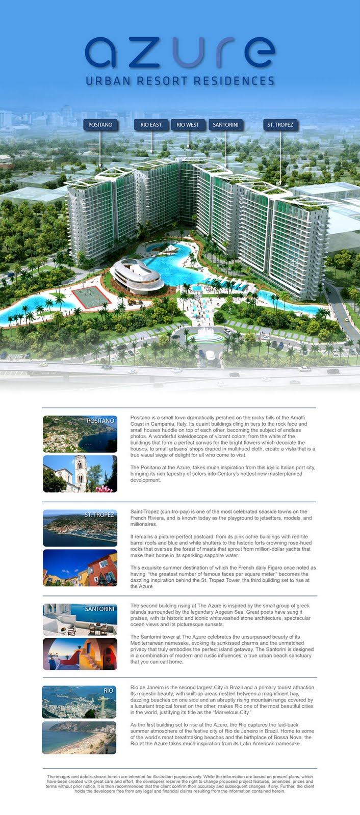 Azure Urban Resort Residences Azure Urban Resort Residences
