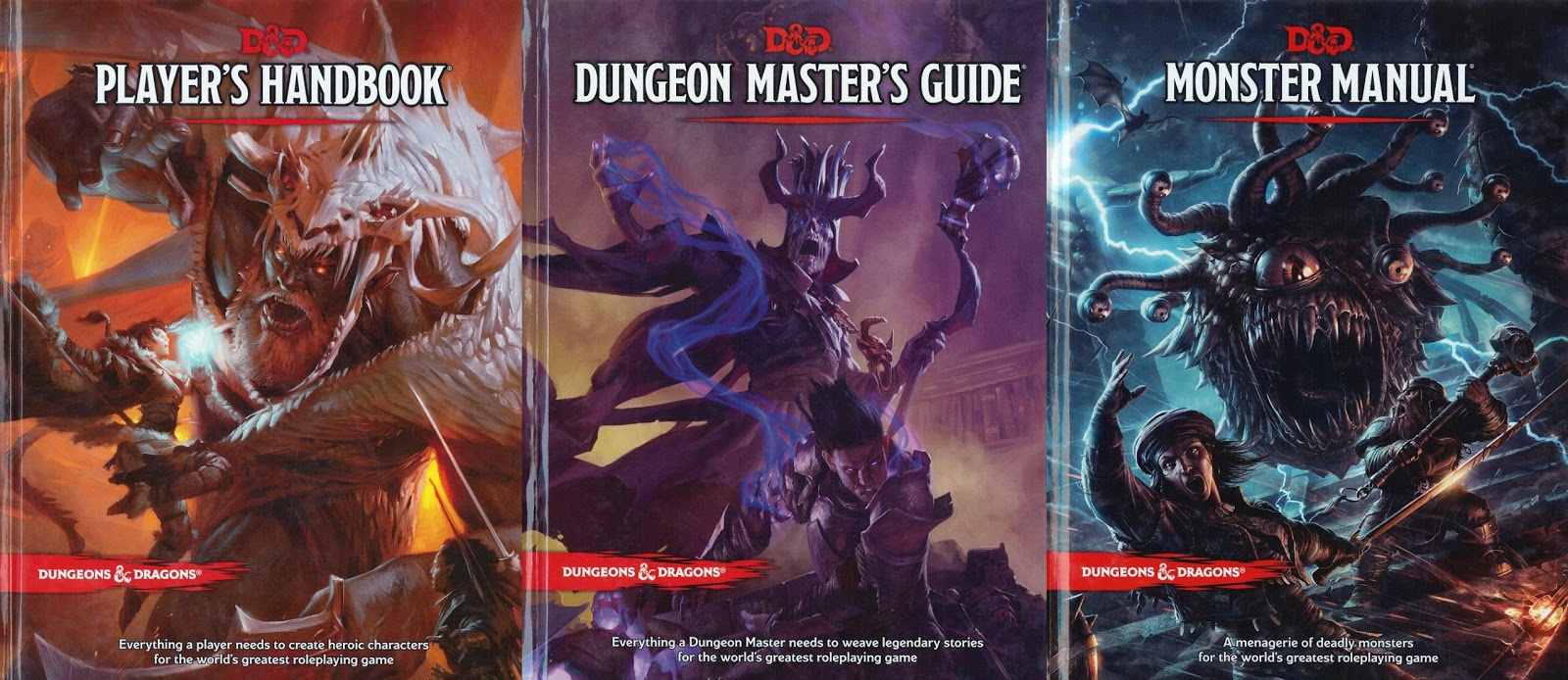 Dnd 5e monsters manual [free pdf download].