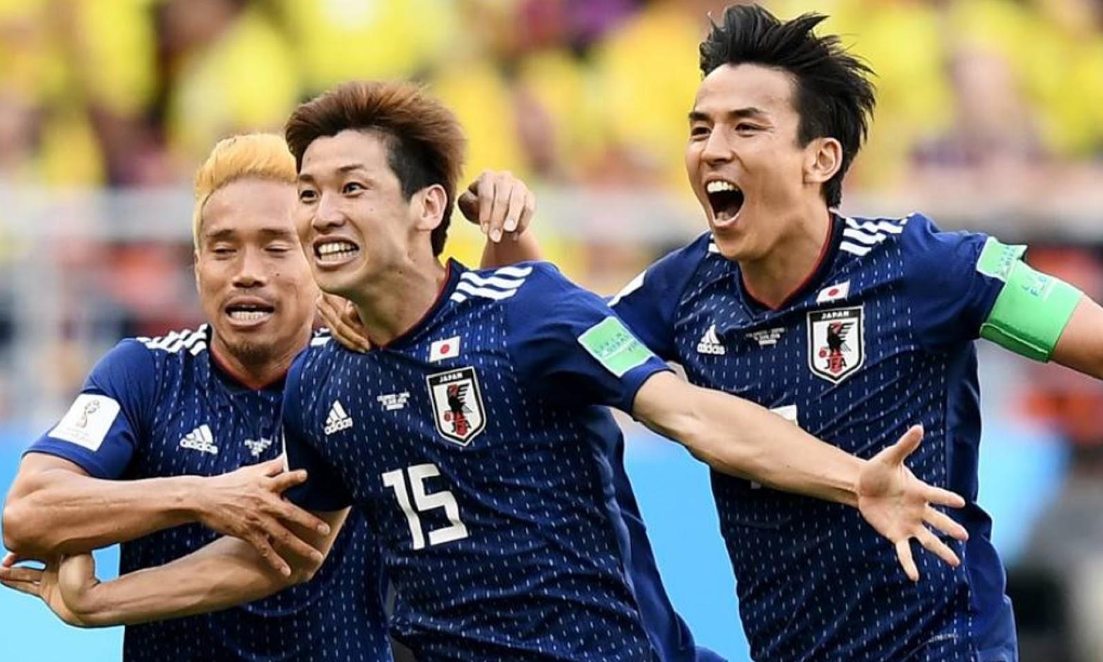 WORLD CUP, JAPAN