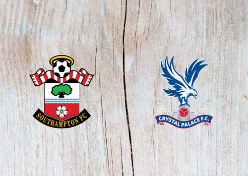Southampton vs Crystal Palace - Highlights 30 January 2019