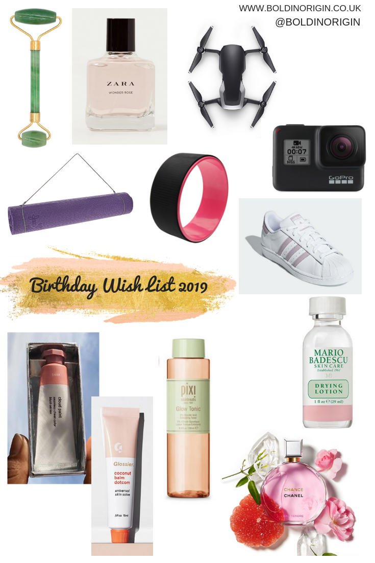 Christmas Wish List 2019.Bold In Origin Birthday Wish List 2019
