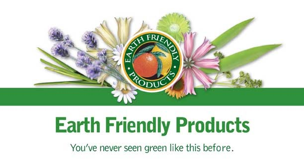 earth friendly products cleaners eco plant based toxic free green 30483