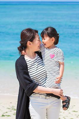 沖縄ロケーションフォト家族写真
