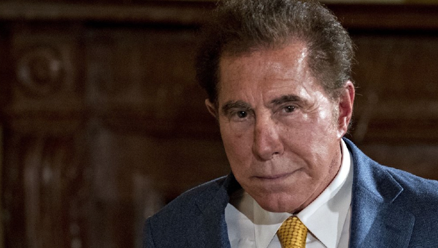 Trump 'likes' Wall Street Journal report detailing allegations of sexual misconduct against Steve Wynn